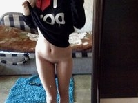 Veronika, Russian Teen Girl Selfshots (18+) photo